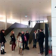 Ausflug zum DLR-Standort Köln